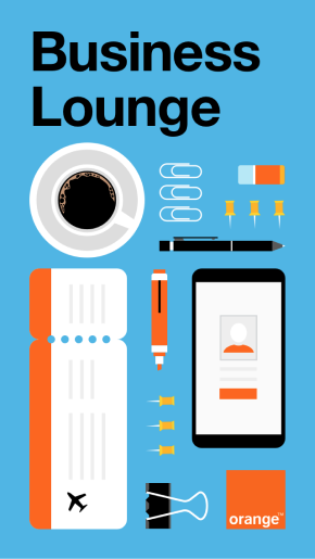 Orange Business Lounge app